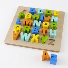 Letters Entertain You Puzzle in Puzzles | The Land of Nod