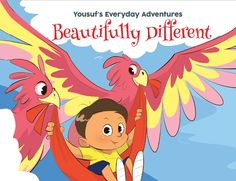 Everyone is different, and that's what makes this world beautifully. Dana Salim reminds us of just that in her new book Beautifully Different. Giveaway Ends 6.9/2017