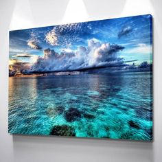40 Landscape Canvas Painting Ideas Wall Canvas Multi Panel Wall