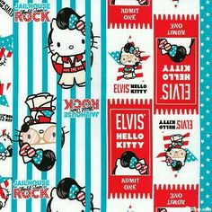 Elvis Hello Kitty
