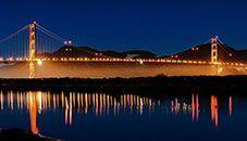 ゴールデン ゲート ブリッジ (カリフォルニア、アメリカ合衆国)