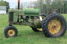 antique john deere tractors - Google zoeken