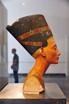 Who I secretly wanted to be when I grew up: Nefertiti