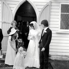 Photographer: Revelle Jackson | Collection: Revelle Jackson Collection | Read the full record details for Photos: Ron Gee wedding 6. [P1-8186-10576]