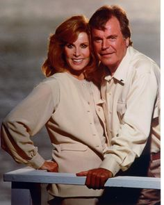 Stefanie powers , Robert wagner