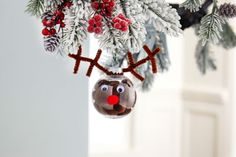 Family Ornament Workshop Date: Saturday, November 7 Time: 1:00 pm - 4:00 pm Cost: $5 per project, supplies included Seasons and Celebrations