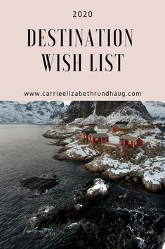 Destination Wish List 2020 - Carrie Elizabeth Rundhaug Dating World, Midnight Sun, Architecture Old, Lofoten, Small Towns, Beautiful World, Budapest, Carrie, Places To See