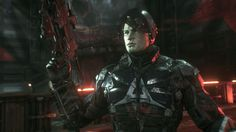 Jason Todd is the Arkham Knight