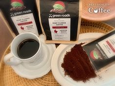Green Roads Coffee Review Coffee Snobs, Coffee Coffee, Coffee Counter, Coffee Coupons, Coffee Review, Coffee Creamer, Coffee Roasting, Natural Flavors, Roads