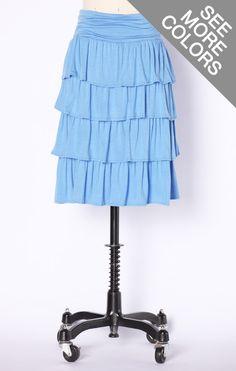 icandy handmade: (mini-tut) Downeast skirt-dress knock-off