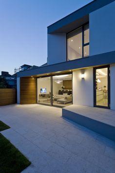 Dusk, Dublin, Irish, Houses, Exterior, Facebook, Mansions, Architecture, House Styles