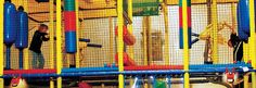 Rocking Horse Ranch   Foam Factory with Interactive Softplay, Air Powered Nerf® Cannons, Climbing Walls and a Bounce Structure!
