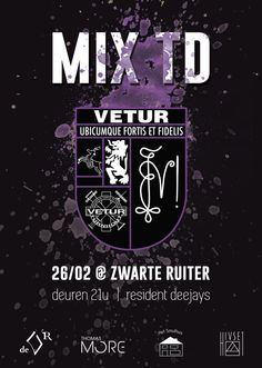 Poster for MIX TD from Vetur