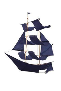 Shoptiques Product Sailing Ship Kite