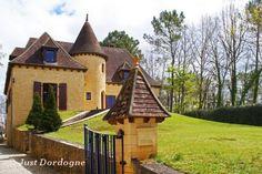 Holiday villa rentals in Dordogne, France - Le Petit Manoir