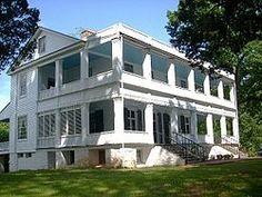 Woodburn Plantation House Pendleton, SC