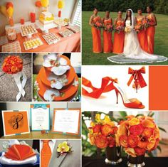 Best Colors for August Wedding | For the Love of Paper...: Pantone's 2012 Hot Wedding Color!