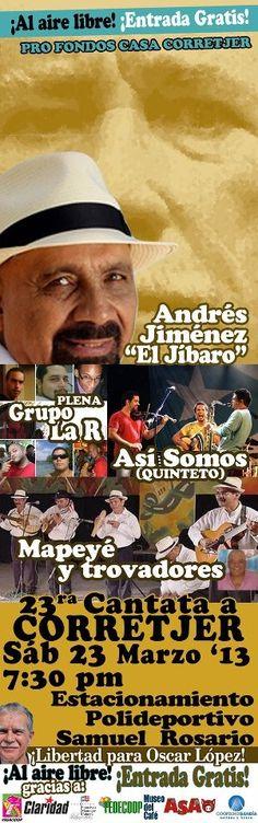 Cantata a Corretjer 2013. | sondeaquiprnet
