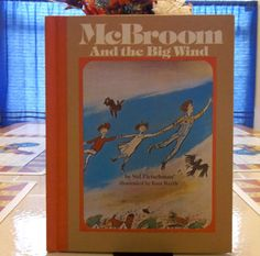 McBroom And The Big Wind by Sid Fleischman by TheLazyBeeBookstore, $3.99