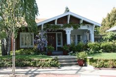 Cottage Style Porches | vignette design: Shingle Style Cottages In My Neighborhood