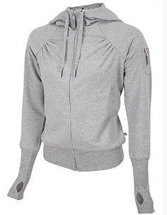Yummy Sweaty betty hoodie.