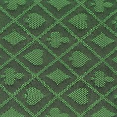 10' section of green two-tone poker table speed cloth - Polyester by Brybelly by Brybelly. $37.99. Enhance the look of your poker table with this green, two-tone speed cloth. Made from a polyester blend, this speed cloth features a dark green background enhanced by lighter green suits of hearts, spades, clubs and diamonds. This distinguished-looking material is perfect for dealing cards.  Versatile and durable, speed cloth is the preferred dealing surface for profess...
