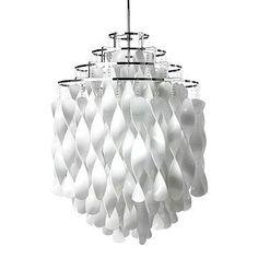 Verpan Spiral Single SP01 Suspension Lamp 瀑布 四環吊燈