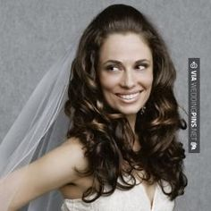Variety of Wedding Hairstyles Long Hair Down With Veil hairstyle ideas and hairstyle options. If you are looking for Wedding Hairstyles Long Hair Down With Veil hairstyles examples, take a look. Party Hairstyles For Long Hair, Wedding Hairstyles For Long Hair, Elegant Hairstyles, Bride Hairstyles, Down Hairstyles, Hairstyle Ideas, Black Hairstyles, Bridesmaid Hairstyles, Formal Hairstyles