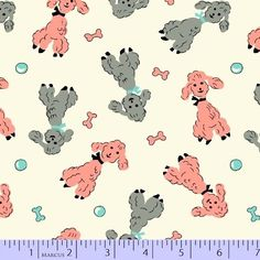Marcus Fabrics - Aunt GraceTies One On - R37-5373-0127