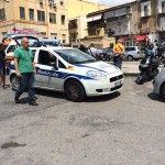 NAPOLI : CONTRASTO AI PARCHEGGIATORI  ABUSIVI NELL'AREA DEL LORETO MARE