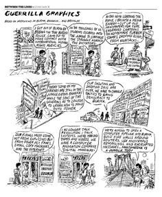 A Stan Mack Cartoon Chronicle of Revolutions Foretold