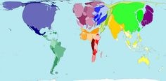 Radios in Use - Worldmapper: The world as you've never seen it before
