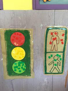 Semáforos (introducción a la educación vial)