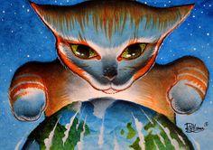 Un monde de chat