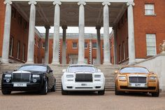 You will love the beautiful build, luxurious cabin and imperious performance of Rolls Royce Ghost and it'd hard to find anything like it and thinking of hiring this car, here's just a few reasons why a chauffeur driven Rolls Royce Ghost really does offer the ultimate London VIP experience.