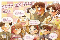"""My Kazuha"". I kind of feel bad for Heiji xD"