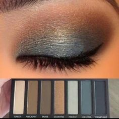I love the addiction 4 palette www.youniqueproducts.com/brittneybluehorse