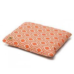 Rectangular Mattress Pillow Dog Bed — Sunset Groove