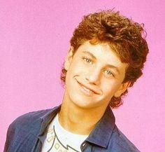 I had a HUGE crush on Kirk Cameron