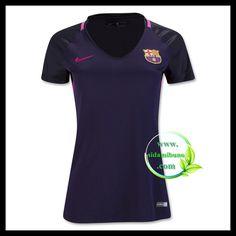 Fotballdrakter FC Barcelona Dame Bortedraktsett 2016-2017