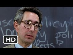 """""""Bueller?  Bueller? Bueller?  Bueller?""""  """"Um, he's sick. My best friend's sister's boyfriend's brother's girlfriend heard from this guy who knows this kid who's going with the girl who saw Ferris pass out at 31 Flavors last night. I guess it's pretty serious.""""  Ferris Bueller's Day Off"""