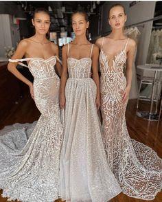 Top Wedding Dresses, Bridal Dresses, Berta Wedding Gowns, Cute Wedding Ideas, Wedding Inspiration, Gala Dresses, Dream Dress, Bridal Style, Pretty Dresses