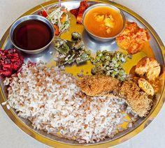 goan style thali