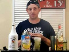 "Though it lacks the grace and humor of Elizabeth Dodwell's video, theFNDCdotcom's video still shows the masses how to effectively mix a Caribou Lou. While Tech makes it by the jug – demanding ""half a bottle of 151 rum"" – Johnny Diablo's video showcases how to make it by individual serving size – calling for one and a half ounces of 151, one ounce of Malibu, and five ounces of pineapple juice.  By the jug or one at a time, ""Raise hell and don't stop till the cops come! "" (And enjoy…"