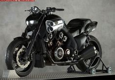Yamaha VMax, dream bike :)