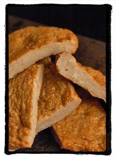 島本蒲鉾店 じゃこ天 Jyako Tenpura.(Fried fish paste) Ehime Prefecture Japan specialty. kurosuke ishigaki
