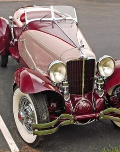 1931 Cord L-29 Speedster. Find more about it here - http://goo.gl/9d4Vwx