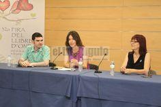 El triángulo » Acaba la 32ª Fira del  Llibre sin el concierto de la Onda Big Band http://www.eltriangulo.es/contenidos/?p=68646