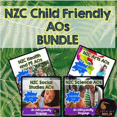 Child friendly New Zealand Curriculum Achievement Objectives BUNDLE for Health and PE levels The Arts Years Social Studies levels and Science Powerpoint Format, Look Here, Classroom Environment, Self Assessment, Writing Skills, Teacher Newsletter, Child Friendly, Teacher Pay Teachers, Life Skills