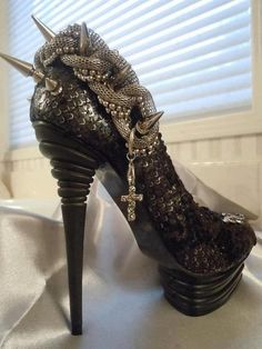 Wow, these are fierce & intimidating <3